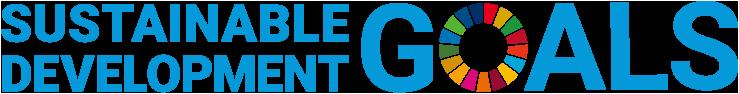非国連主体向け国連エンブレムのない SDGsロゴ